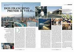 Article about Marco Carell in Dubai