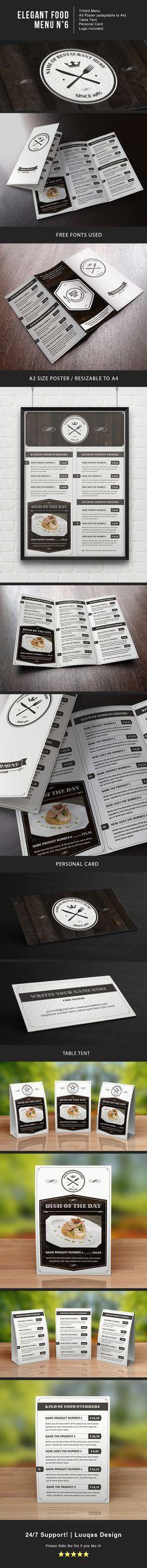 restaurant menu logo graphic elements wwwcheap-logo-designuk