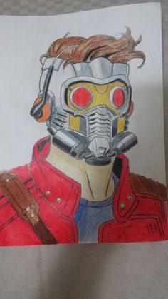 Starlord (my drawing)