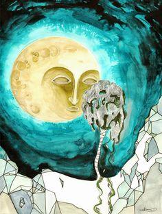 Rozprávač: Mesiačik a breza