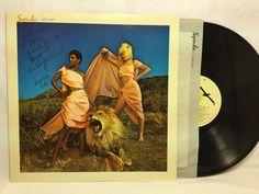 Symba Body Bait Vinyl Record Album Venture Records VL 1007 w/ AUTOGRAPH AUTO