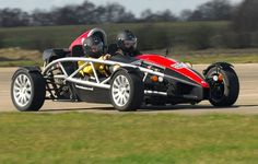 Feel the wind in your face as you drive an Ariel Atom on this thrilling track session.  Now you can drive an Ariel Atom and experience its 300bhp and top speed of 150mph. With a lightweight chassis and minimal bodywork, this car is probably the fastest you will ever drive, able to achieve a stunning 0 to 60mph in 2.7 seconds!