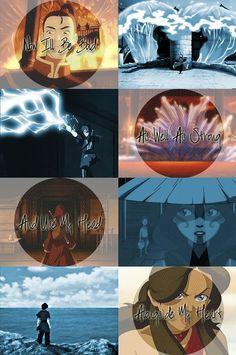 zuko and katara both really good characters