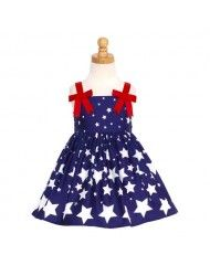 My mom just got this for Elena! I can't believe how cute it is! Can't wait for the 4th! Thanks mom and Shairnece!