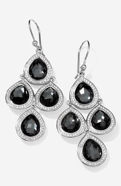 Ippolita 'Stella' Chandelier Earrings available at #Nordstrom=3,495.love to have one <3