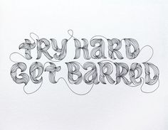 Bob Dylan Subterranean Homesick Blues - A hand lettering experience by Leandro Senna.