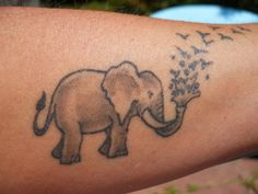 elephant tattoos | Elephant Tattoo Design Ideas