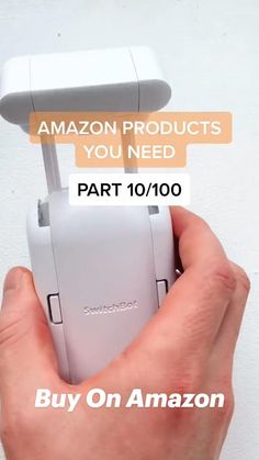 Amazon Hacks, Amazon Gadgets, Cool Gadgets To Buy, Home Gadgets, Best Amazon Buys, Amazon Products, Everyday Hacks, Cool Inventions, Useful Life Hacks