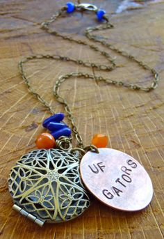 UF Gators Necklace