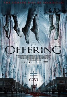 Ver El exorcismo de Anna Waters (The Offering) Online - Peliculas Online Gratis Scary Movies To Watch, Best Horror Movies, Hd Movies, Film Movie, Movies Online, Ghost Movies, Night Film, Horror Movie Posters, Halloween Movies