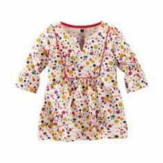 Confetti Tile tunic | Tea Collection