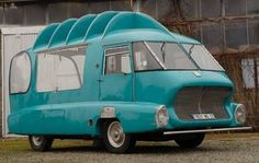 1959 Heuliez mobile showroom