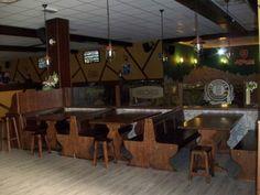 Tavoli e Panche per Pub