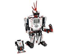Bouw en programmeer robots die doen wat jij wilt, met LEGO® MINDSTORMS® EV3!