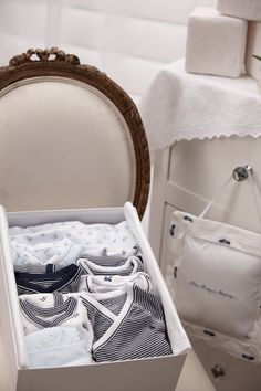 Perfect gift sets from Ralph Lauren for newborn baby boys.