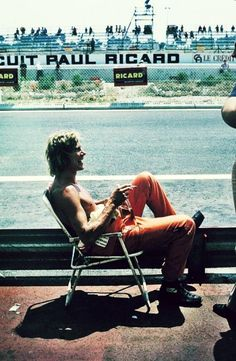 Persona. James Hunt - Because he could speak to women the same way he could drive car!