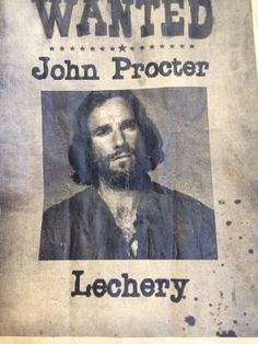 What does John Proctor mean when he says