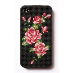 [WinCraftArt] DIY Cross Stitch iphone 4/4S 5/5S Case Black Made in Korea