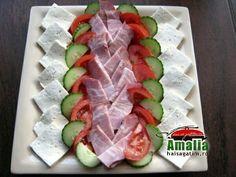 Food Design, Appetizer Recipes, Appetizers, Romanian Food, Food Decoration, Antipasto, Coco, Food Art, Sushi