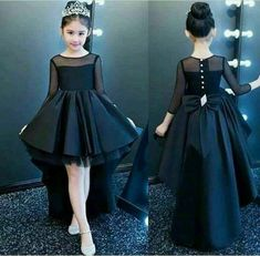 Baby Girl Kid Evening Party Dresses For Girl Wedding Princess Clothing 2017 New . - Baby Girl Kid Evening Party Dresses For Girl Wedding Princess Clothing 2017 New Solid Color Bow Moderator Dress Children Clothes Source by dybrowncreate - Baby Girl Party Dresses, Dresses Kids Girl, Baby Dress, Cute Dresses, Kids Outfits, Flower Girl Dresses, Frocks For Girls, Kids Frocks, Dress Anak