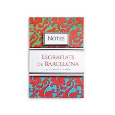 pack libretas tapioles pack de tres libretas formato a ilustradas con fachadas de esgrafiados