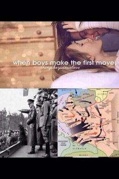 When Boys Make The First Move by shadowgun - A Member of the Internet's Largest Humor Community Stupid Funny Memes, Funny Facts, Hilarious, Funny Stuff, Dark Humour Memes, Dankest Memes, Starwars, Filthy Memes, Funny Memes