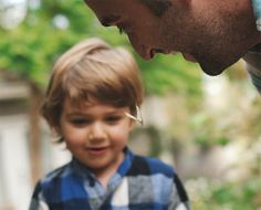 The Golden Age: A Healthy Father's Day Recipe For Young Families