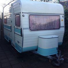 ... pimpen  Caravan en vouwwagen pimpen met kids  Pinterest  Caravan