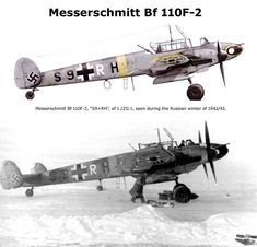 Bf 110F-2