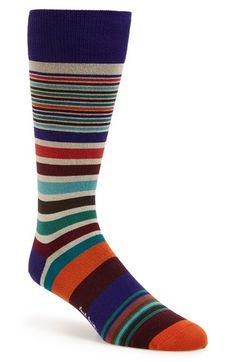 Paul Smith 'Page Stripe' Socks