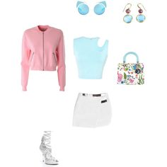 #bae by atlienfashioned on Polyvore featuring polyvore, fashion, style, Thierry Mugler, Acne Studios, Giuseppe Zanotti, Christian Dior and Marco Bicego