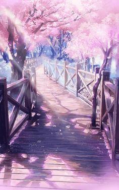 Anime Backgrounds Wallpapers, Anime Scenery Wallpaper, Episode Backgrounds, Pretty Wallpapers, Galaxy Wallpaper, Fantasy Art Landscapes, Fantasy Landscape, Beautiful Landscapes, Beautiful Scenery
