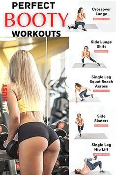 Best moves for your butt