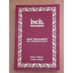 Incil (Turkish / English New Testament)