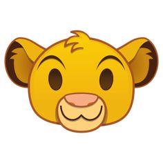 Simba is an emoji in Disney Emoji Blitz. Simba's skill is animals run left and right to clear a row of emojis Disney Icons, Disney Pixar, Emoji Characters, Disney Characters, Lion King Animals, Simba And Nala, Baby Simba, Mickey Mouse Ears Hat, Elementary Art
