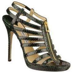 Nicky Hilton wearing Jimmy Choo Glenys Strappy Sandals