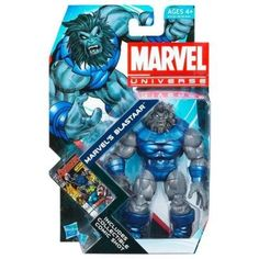 Marvel Universe 3 34 Inch Series 20 Action Figure 24 Blastaar Solid Color Arms ** Check out this great product.