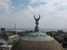 Mosque in Constanta City, Romania by yeahright1980, via Flickr