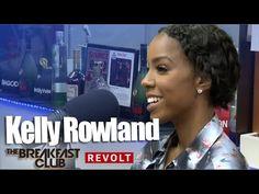 The Breakfast Club | Kelly Rowland Interview (4/5/2016)