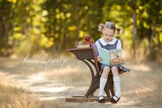 My kids started school this week but before they did we snuck in a quick vintage themed Back to School photo session just for fun!  My daughter is a third grader this year and my son starts kindergarten tomorrow.  I've wanted to do a vintage school themed photo session for some time and when I …