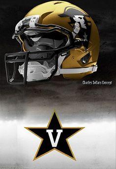 Vanderbilt!!  One week away from football season!! :)