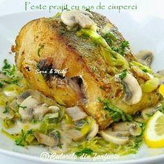 Fish Recipes, Foodies, Seafood, Turkey, Chicken, Kitchen, Mariana, Easy Food Recipes, Sea Food