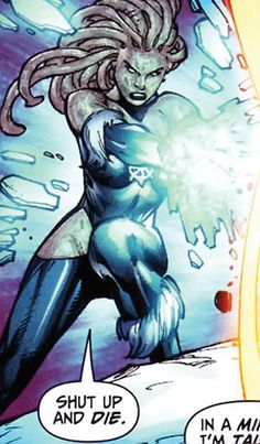Killer Frost (DC Comics) (Lincoln mutated by Neron) with dreadlocks Lincoln, Dc Comics Women, Star Labs, Dc World, Killer Frost, Arkham Asylum, Character Profile, Dc Universe, Marvel Dc
