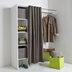 Dressing complet extensible, Ethan