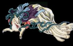 Be careful not to offend those you meet on during the hunt.  The kurama, a nine-tailed fox spirit, has been known to assume the form of a human to judge hunters.
