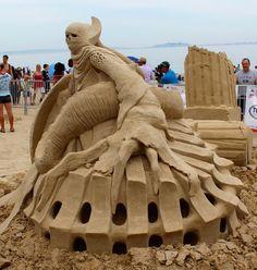 Some of our competition pieces Sand Sculptures, Lion Sculpture, Sand Art, Sculpting, Statue, Gallery, Ice, Snow, Sculpture