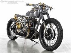 "Tony Prust of Analog Motorcycles:""El Matador"""