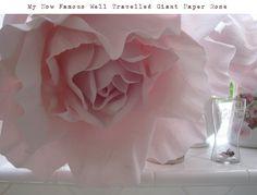 love this paper rose