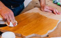 Wood Cutting Board - Dunn DIY