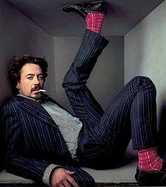Robert Downey Jr. by Annie Leibovitz #Leibovitz